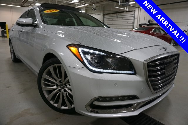 Pre-Owned 2018 Genesis G80 5.0 Ultimate
