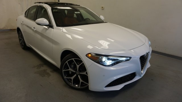 New 2019 Alfa Romeo Giulia Ti Sedan In Albany A331 Alfa Romeo Of